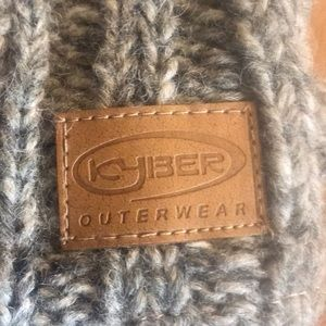 f6bebc870c8 Kyber Outerwear Accessories - Kyber Wool Mittens